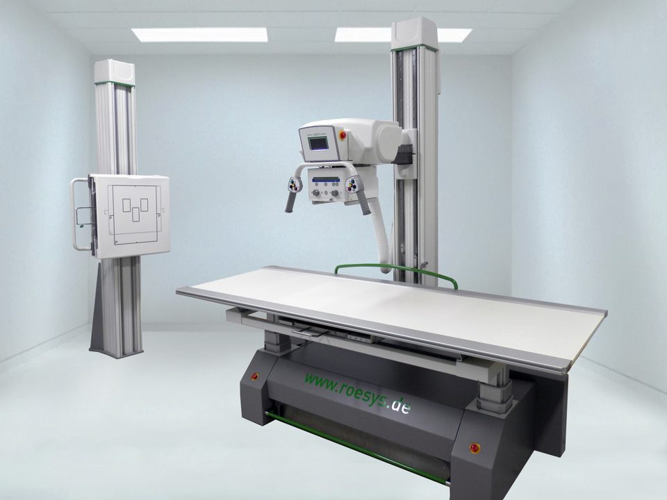 X Fit X-ray system